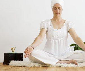 Gurudaya in Meditation