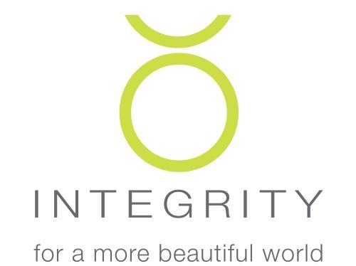 Intergrity logo with slogan V1