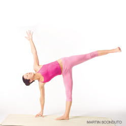 yoga poses for winter