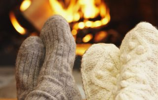 how to survive winter colds