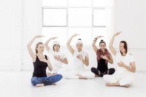 kundalini yoga mudras