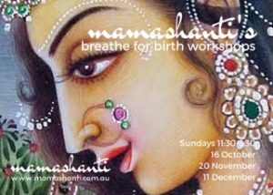 birthing partner workshop fitzroy north melbourne