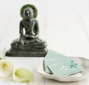 gift voucher yoga studio