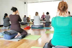 prenatal yoga class fitzroy north