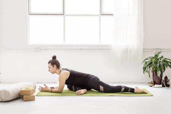 yin yoga fitzroy north