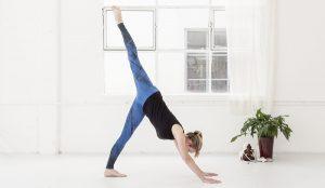 yoga class gift voucher