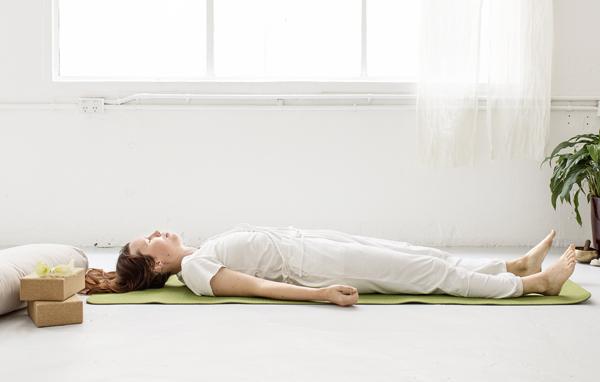 yoga nidra class fitzroy north