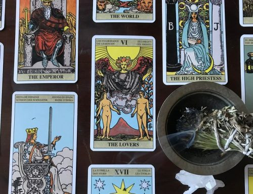 Tarot Reading Offering With Rebecca Van Horssen