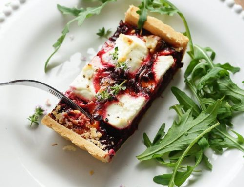 Seasonal Beetroot Tart Recipe