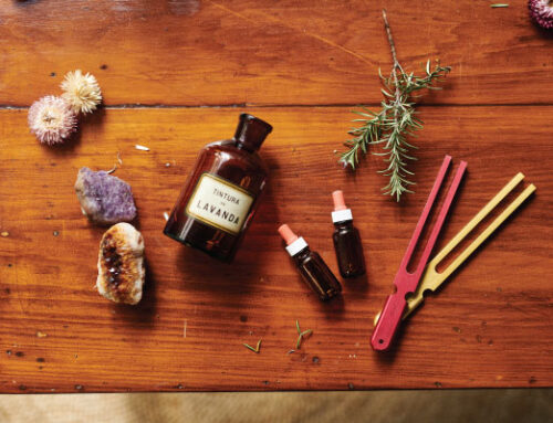 The ancient practice of Aromatherapy