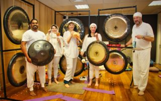 all night gong bath kundalini house fitzroy north