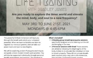 Breathe of life training